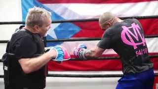 RingTV Reports: Miguel Cotto prepares for Daniel Geale