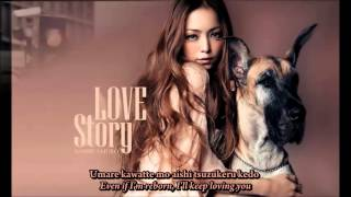 Watch Namie Amuro Love Story video