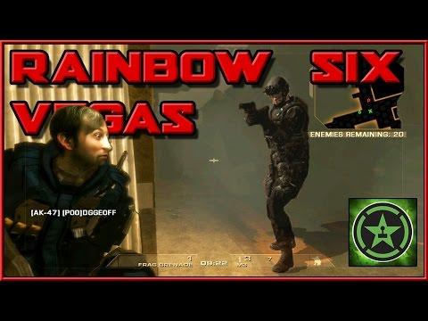 Let's Play - Rainbow Six: Vegas