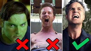 10 Movie Characters Who Were Perfectly Cast (The Third Time)