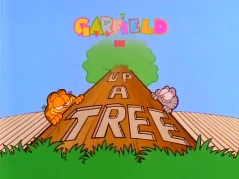 Garfield and Friends - Ep.6 - Identity Crisis, The Bad Sport, Up a Tree