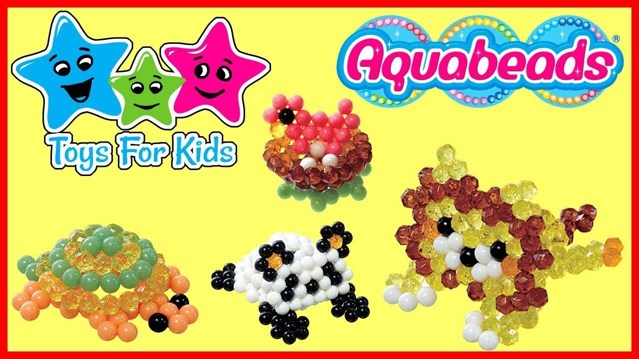 Aquabeads 3d Animal Set Naturally Curious 11