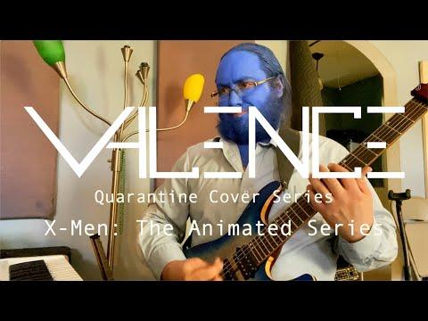 X-Men: The Animated Series - Prog Metal Version (Quarantine Cover Series)