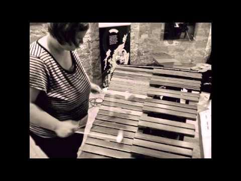6 mallet marimba solo Zita performed by Gillian Maitland