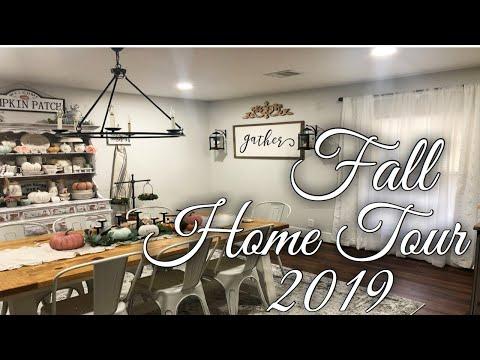 My Fall Home Tour 2019