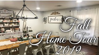 My Fall Home Tour 2019