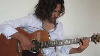 """Time after time"" (Cyndi Lauper) for acoustic guitar - Mauro Stella"