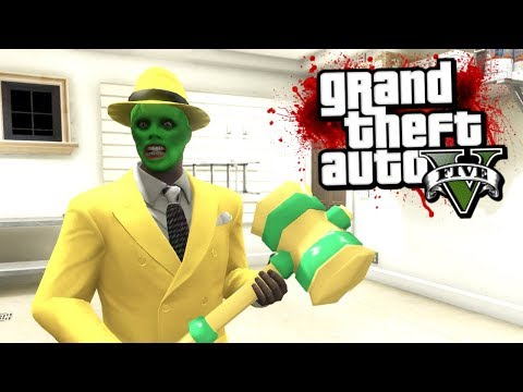 GTA V MODS: LA PURGA EN GTA 5 !!