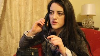 Irish Mammies on The Phone! (Sketch) | Mary-Claire