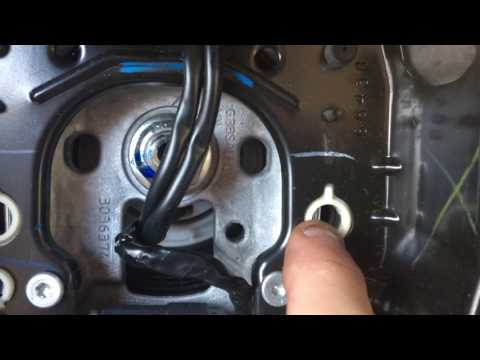 2006 Chevy Malibu airbag removal easy way