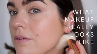 My Everyday Makeup: *REALLY* Close-Up   The Anna Edit