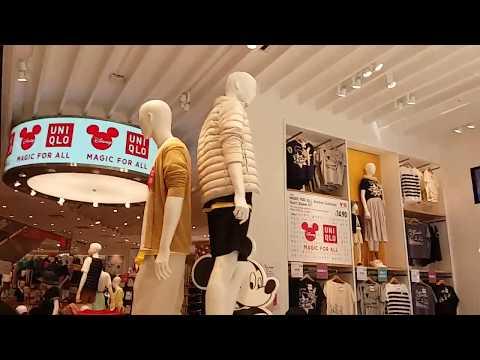 UNIQLO ropa de Disney desde $9.99!!... Increibles Precios!...Y en Disney Springs!!