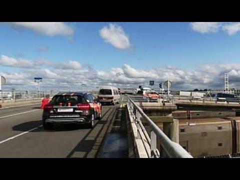 #GLAadventure's Eurotunnel journey across the English Channel