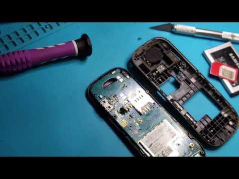 Samsung e1200 ear speaker not working