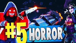 TOP 5 BEST HORROR Creative Maps In Fortnite - France Fortnite Horror Map Codes (SCARY)