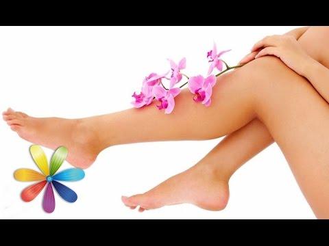 Антицеллюлитные упражнения для красивой попы и ног