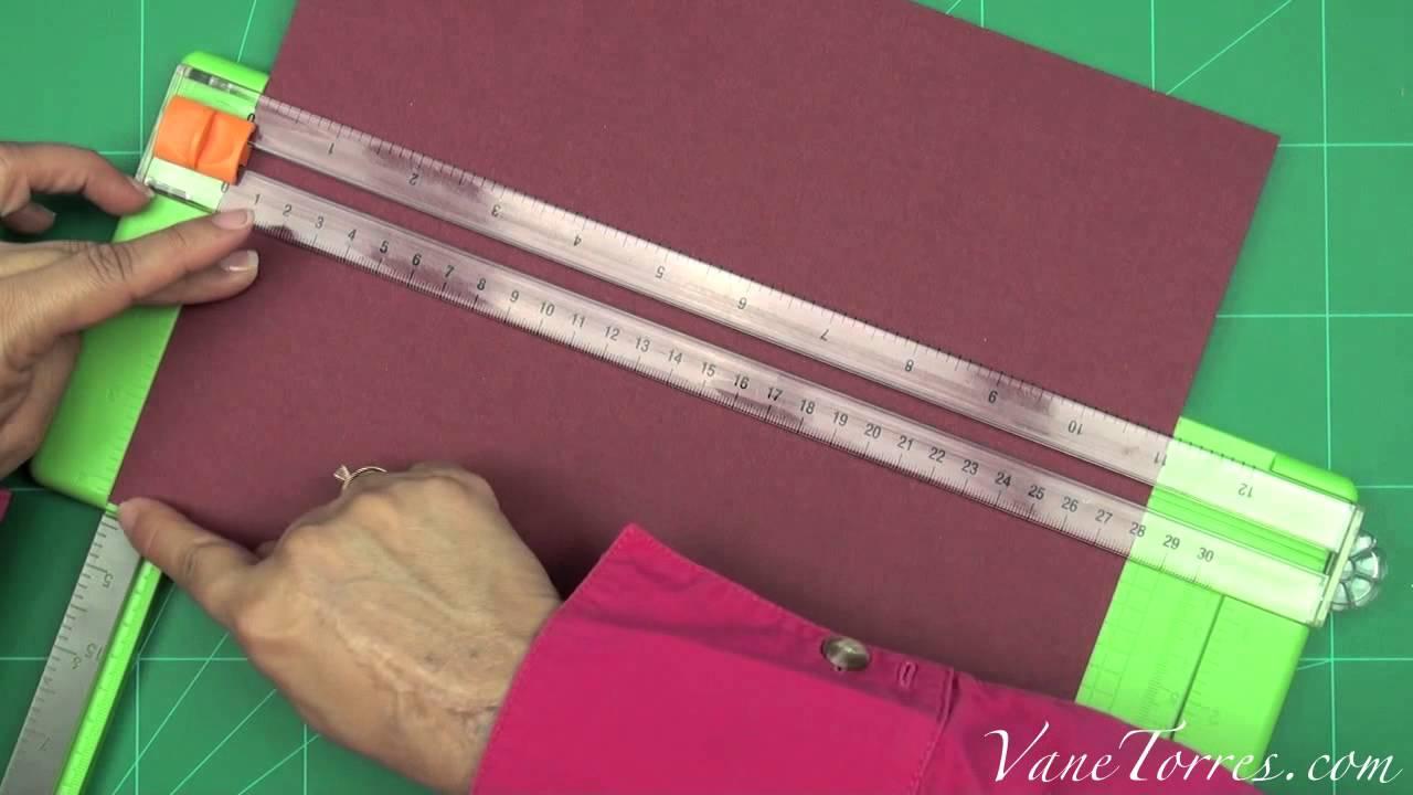 cuanto mide un cuarto de cartulina