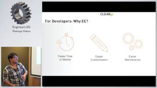 Magento 2 Enterprise: Making developer lives easier, and clients happier - Magento SG