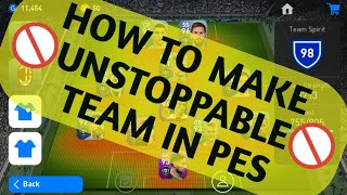 BEST MANAGER WITH 3 AMF PEP GUARDIOLA || PES BLACK BALL