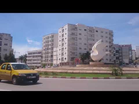 مدينة تطوان المغربية Tetouan city in Morocco