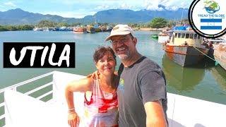 Arrival On Utila - Bay Islands Honduras (2019)