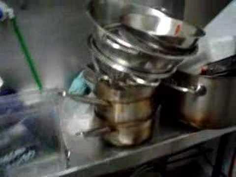 chili s dishwasher