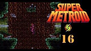 SUPER METROID #16 Das Glasröhren-Mysterium [Blind/Let