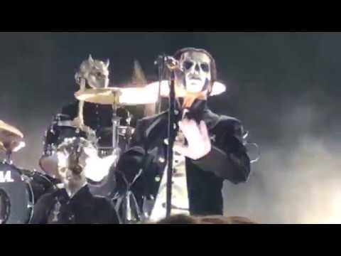 "GHOST BC - Live at ""Texas Mutiny"" 09/24/16 Fort Worth Texas"