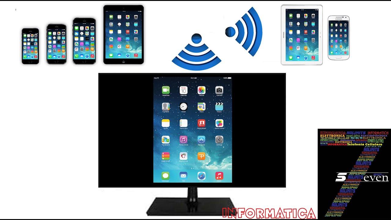 Come collegare iPad alla TV | Salvatore Aranzulla