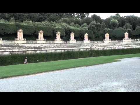 Italy Travel Show - Boboli Gardens In Florence