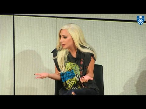 Lady GaGa Emotion Revolution Summit 2015 ❀ FULL