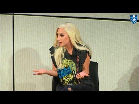 Lady GaGa Emotion Revolution Summit 2015 ❀ FULL