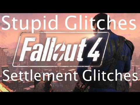 Fallout 4 Glitch Settler's Not Working