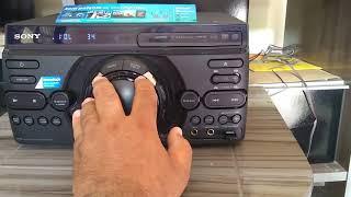 mini System Sony MHC-M80D