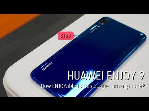 Huawei Enjoy 9: