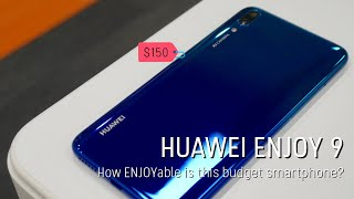 Huawei Enjoy 9: Is this the best sub-$180 smartphone? (First 24 hours quick hands on)
