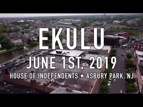 Ekulu • FULL SET • Asbury Park, NJ • 6.1.19 mp3