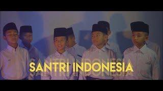 SANTRI INDONESIA - SENORITA VERSI SANTRI - ZIKIR ZAKAT FAMILY
