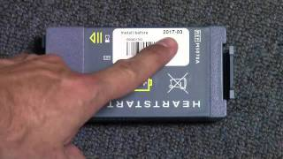 How to Replace Philips FRx AED Pads and Battery.wmv