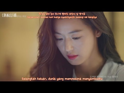 YOON MI RAE - You are my world (Legend Of The Blue Sea OST) (Indo Sub) [ChanZLsub]