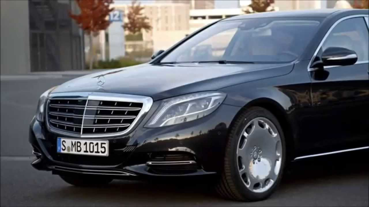 Mercedes Benz Maybach S600 Interior And Exterior Trailer Youtube