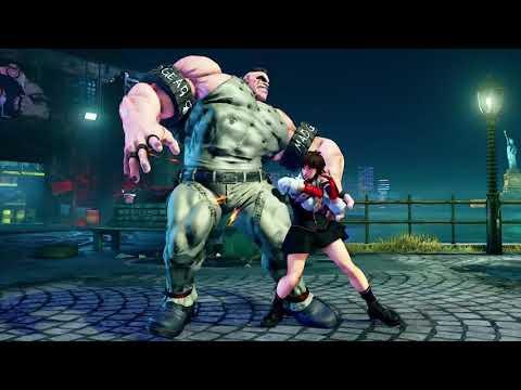Street Fighter V: Arcade Edition [PS4/PC] Sakura Reveal Trailer