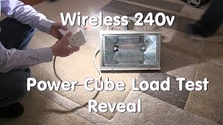 Wireless 240v Power Cube Reveal