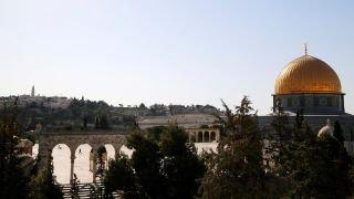 Terror attack near Jerusalem's Old City