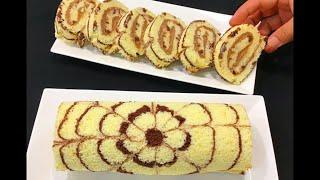 Bu Rulo Pasta Bir Efsane Üstelik İçi  Ev Kremasıyla 👉🏻BERA TATLİDUNYASİ