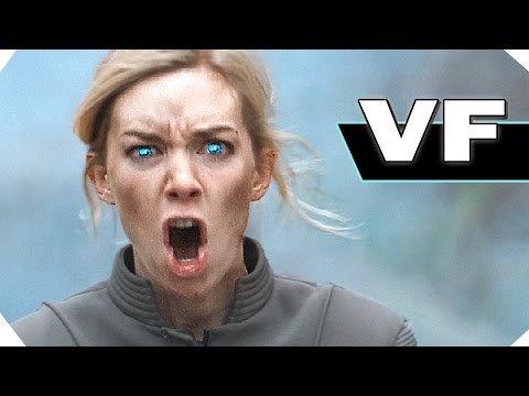 IDENTIFY Bande Annonce VF (Science Fiction - 2016)