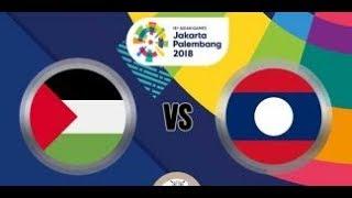 Download Video Palestina vs Laos (2-1) full highlight Asian Games 2018 MP3 3GP MP4