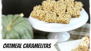 Oatmeal Caramelitas | Showmecute