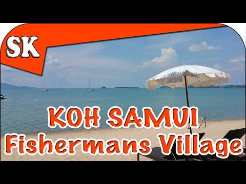 Koh Samui - Fishermans Village Bophut - Vlog 10 🇹🇭