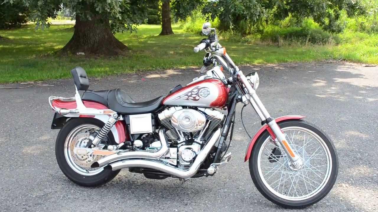Harley Davidson Wide Glide For Sale